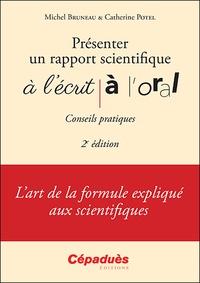 Histoiresdenlire.be Présenter un rapport scientifique à l'écrit, à l'oral - Conseils pratiques Image
