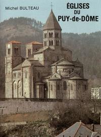 Michel Bulteau - Eglises du Puy-de-Dôme.