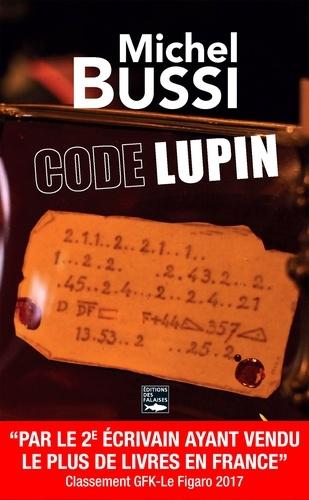 Michel Bussi - Code lupin: un da vinci code normand.