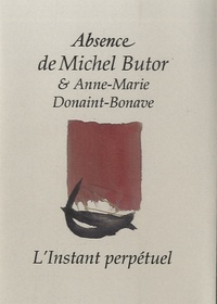 Michel Butor - Absence.