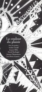 Michel Calonne - Bacchanales N° 16 Mai 1999 : La couleur du plaisir.