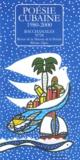 Michel Calonne - Bacchanales N° 24 : Poésie cubaine 1980-2000.