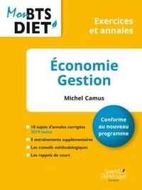 Michel Camus - Economie-Gestion - Exercices et annales.