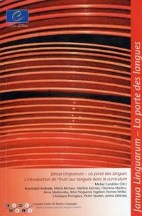 Michel Candelier et  CELV - Janua Linguarum, La porte des langues, l'introduction de l'éveil aux langues dans le curriculum.