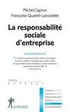 Michel Capron et Françoise Quairel-Lanoizelée - La responsabilité sociale d'entreprise.