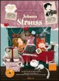 Michel Cardinaux et Anouck Bécherraz - Super Presto et Moderato rencontrent Johann Strauss. 1 CD audio