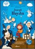 Michel Cardinaux et Anouck Bécherraz - Super Presto et Moderato rencontrent Joseph Haydn. 1 CD audio