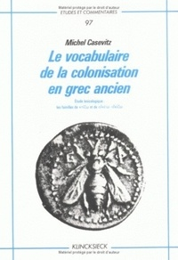 Galabria.be Le vocabulaire de la colonisation en grec ancien Image