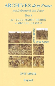 Michel Cassan et Yves-Marie Bercé - .