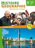 Michel Casta et Alain Prost - Histoire géographie éducation civique 1re STD2A STI2D STL.