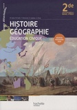 Michel Casta et Michel Corlin - Histoire géographie éducation civique 2de professionnelle.