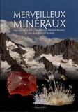 Michel Cathelineau et Bernard Poty - Merveilleux minéraux des Musées de Chamonix-Mont-Blanc et du Bourg-d'Oisans.
