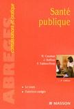 Michel Cazaban et Jacqueline Duffour - Santé publique.