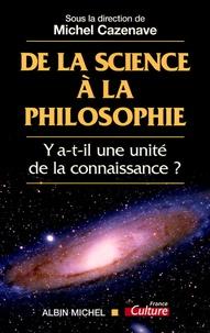 De la science à la philosophie - Y a-t-il une unité de la connaissance ? Colloque de Bruxelles.pdf