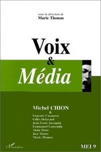 Michel Chion - MEI N° 9 : VOIX ET MEDIA.