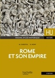 Michel Christol et Daniel Nony - Rome et son empire.