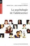 Michel Claes et Lyda Lannegrand-Willems - La psychologie de l'adolescence.