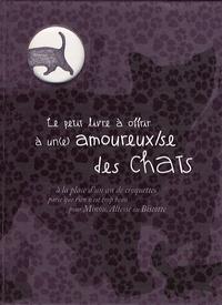 Deedr.fr Le petit livre à offrir à un(e) amoureux/se des chats - A la place d'un an de croquettes parce que rien n'est trop beau pour Minou, Altesse et Biscotte Image