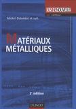 Michel Colombié - Matériaux métalliques.