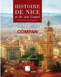 Michel Compan et André Compan - Histoire de Nice et de son comté.