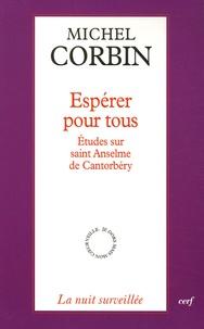 Michel Corbin - Espérer pour tous.