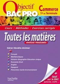 Toutes les matières 1e et Tle Bac pro Commerce.pdf