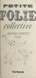 Michel Corvin et  Copi - Petite folie collective.