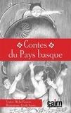 Michel Cosem et Cécile Serres - Contes du Pays Basque.