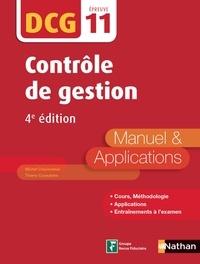 Téléchargements ebooks gratuits Contrôle de gestion DCG 11  - Manuel & applications (French Edition)