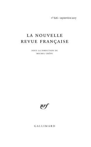 Michel Crépu - Jakuta Alikavazovic, L'avancée de la nuit (Éd. L'Olivier).