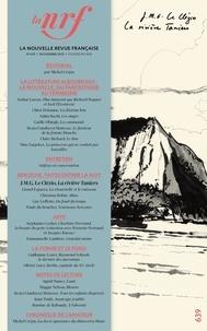 Michel Crépu - La Nouvelle Revue Française N° 639, novembre 201 : .