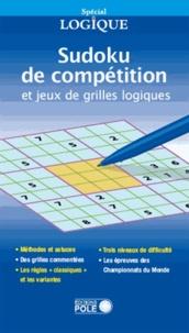 Deedr.fr Sudoku de compétition et grilles logiques Image