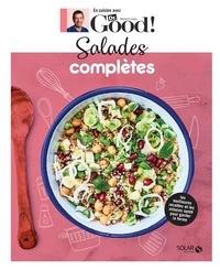 Michel Cymes et Carole Garnier - Salades complètes - Dr Good.