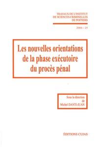 Deedr.fr Les nouvelles orientations de la phase exécutoire du procès pénal Image