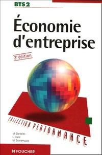Michel Darbelet et Laurent Izard - Economie d'entreprise BTS 2.