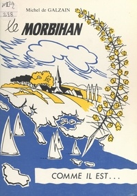 Michel de Galzain - Le Morbihan comme il est.
