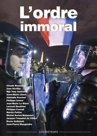 Michel De Jaeghere - L'ordre immoral - Actes de la XXe université d'été de Renaissance catholique, Villepreux, juillet 2011.