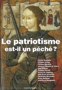 Michel De Jaeghere - Le patriotisme est-il un péché ?.