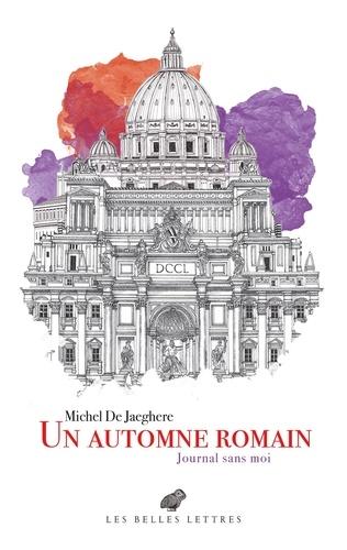 Un automne romain. Journal sans moi