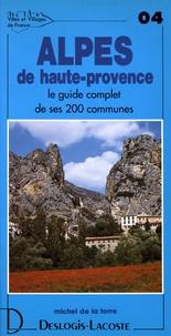 Michel de La Torre - Alpes-de-Haute-Provence.