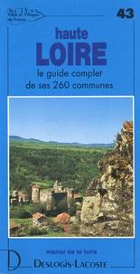 Michel de La Torre - Haute-Loire.