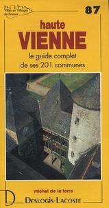 Michel de La Torre - Haute-Vienne.