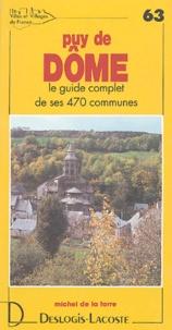 Michel de La Torre - Puy de Dôme.