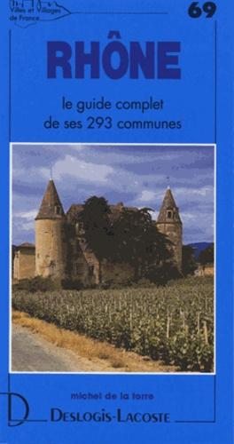 Michel de La Torre - Rhône.