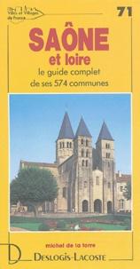 Michel de La Torre - Saône-et-Loire.