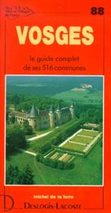Michel de La Torre - Vosges.