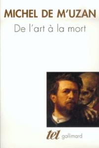 Goodtastepolice.fr DE L'ART A LA MORT. Itinéraire psychanalytique Image