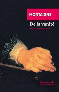 De la vanité - Essais, Livre III, chapitre 9.pdf