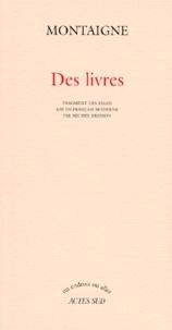 Ucareoutplacement.be DES LIVRES. Fragment des essais Image