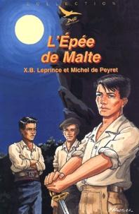 Michel de Peyret et X-B Leprince - .